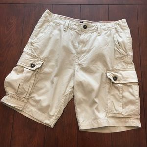 American Eagle Classic Cargo Shorts • Size 34